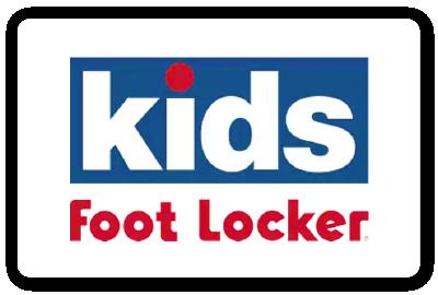 Kid's Foot Locker logo