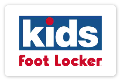 Kid's Foot Locker logo
