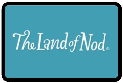 The Land of Nod logo