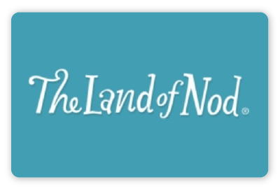 The Land of Nod logo