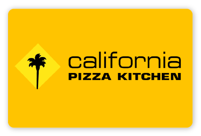 Earn Free California Pizza Kitchen Inc Gift Cards Fetch Rewards