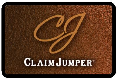 Claim Jumper Restaurant & Saloon® logo