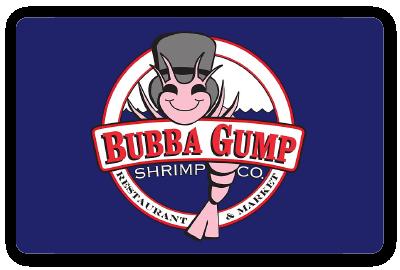 Bubba Gump Shrimp Co.® logo