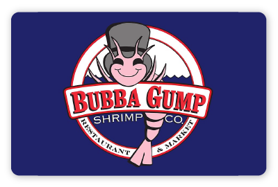 Bubba Gump Shrimp Co.® logo