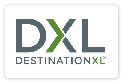 Destination XL logo