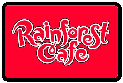 Rainforest Cafe® logo
