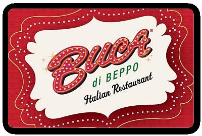 Buca di Beppo Italian Restaurant logo